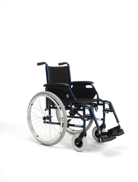 1-manual-wheelchair-steel-Jazz S50-immobility-healthcare