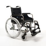 2-manual-wheelchair-steel-V100-immobility-healthcare
