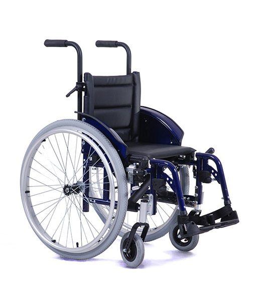 Detský mechanický invalidný vozík Escape Kids