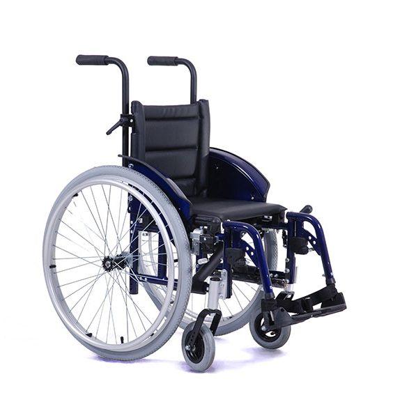 Detský mechanický invalidný vozík Escape Kids 1