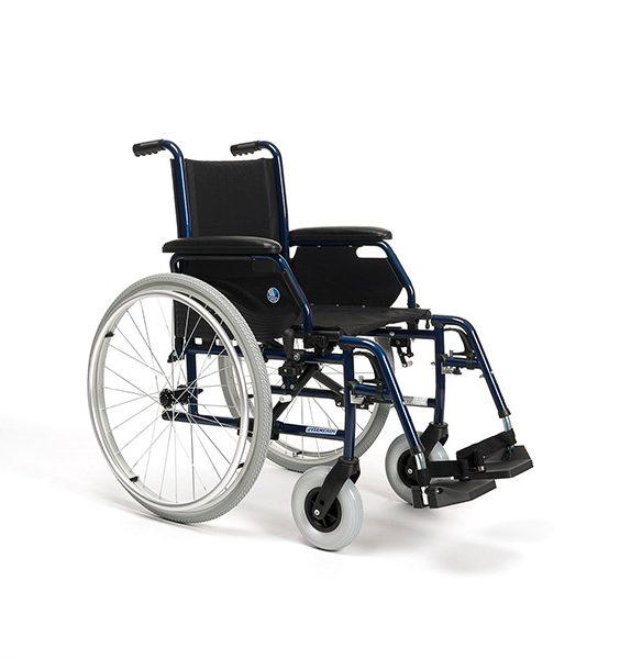 Mechanický invalidný vozík JazzS50 1
