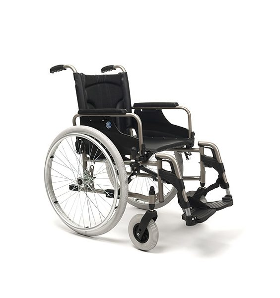 Mechanický invalidný vozík V 100 1