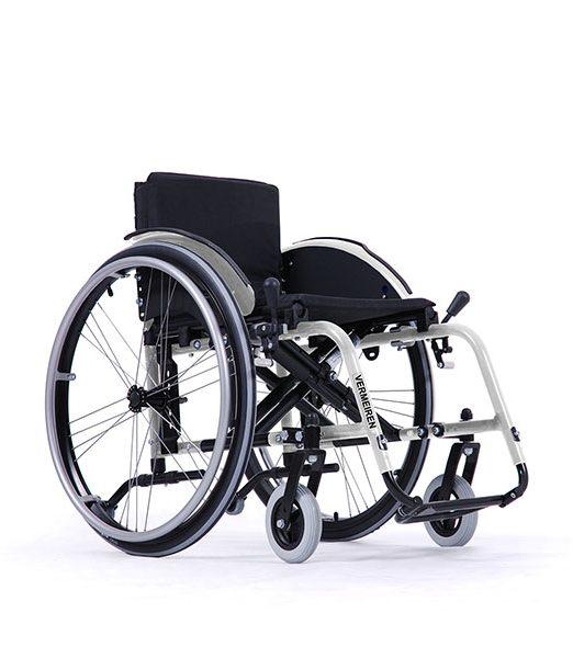 Mechanický invalidný vozík Escape
