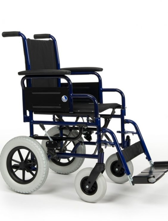 1-manual-wheelchair-steel-28-immobility-healthcare (2)