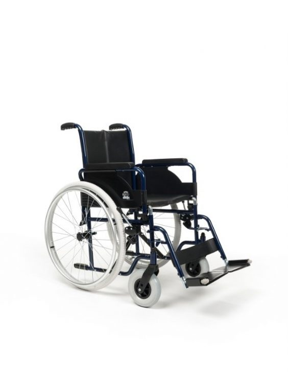2-manual-wheelchair-steel-708D-immobility-healthcare